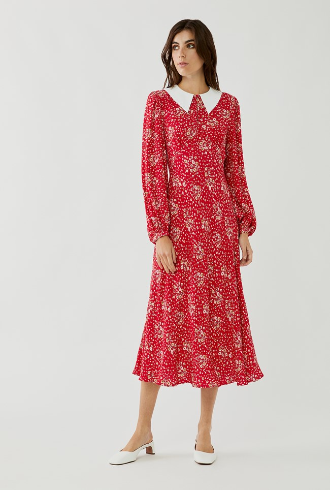 1930s Style Clothing and Fashion Kelsea Dress £149.00 AT vintagedancer.com