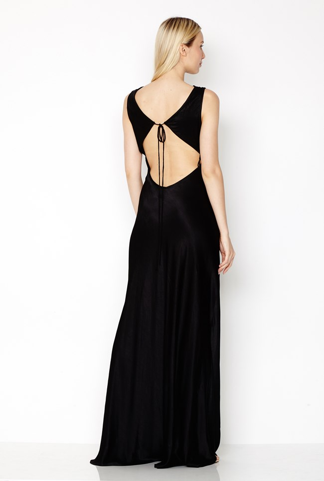 Maria Dress Black