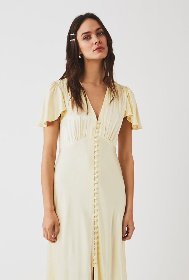 70s Sequin Dresses, Disco Dresses Delphine Dress £195.00 AT vintagedancer.com
