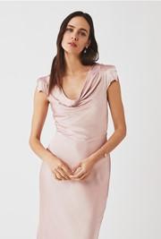 Sylvia Dress Boudoir Pink