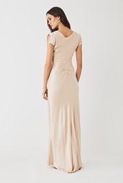Sylvia Dress Oyster