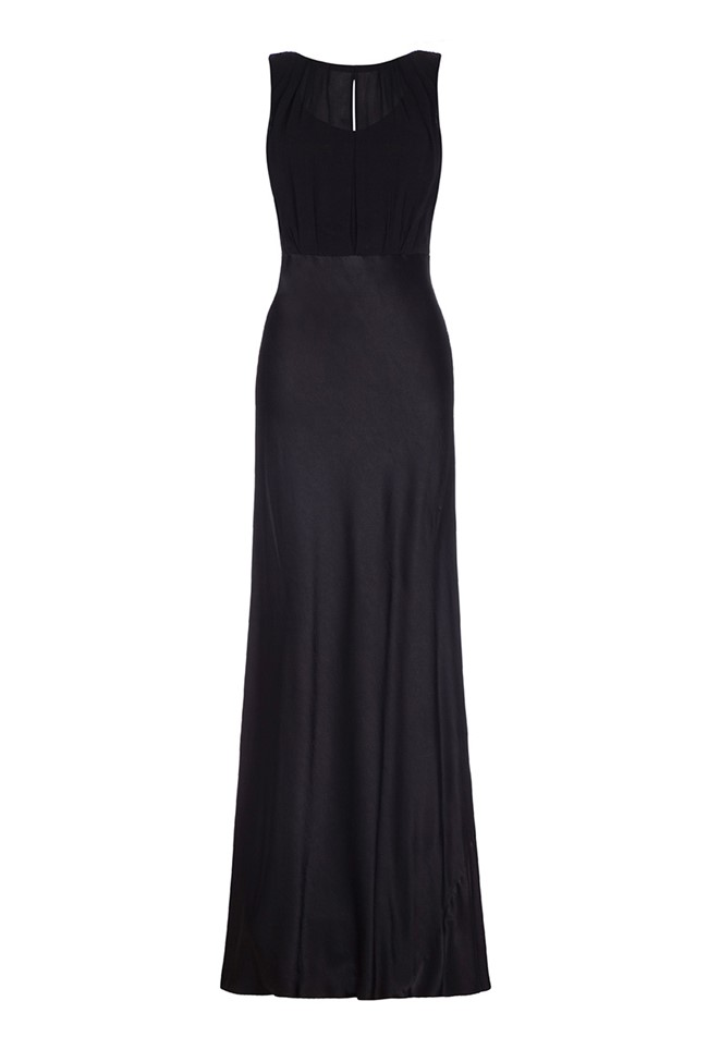 Claudia Dress Black