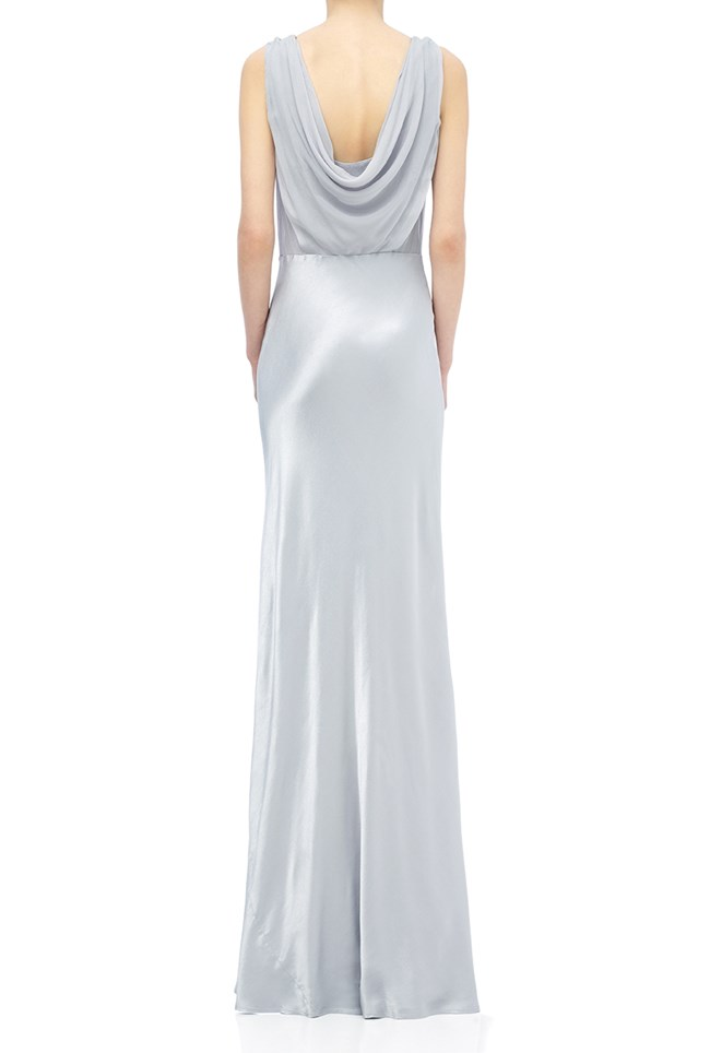 Claudia Dress Silver Lake