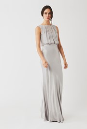 Claudia Dress Silver Lake