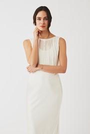 Claudia Dress Ivory
