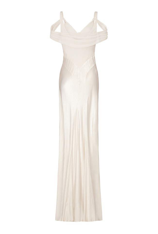 Sana Dress Ivory