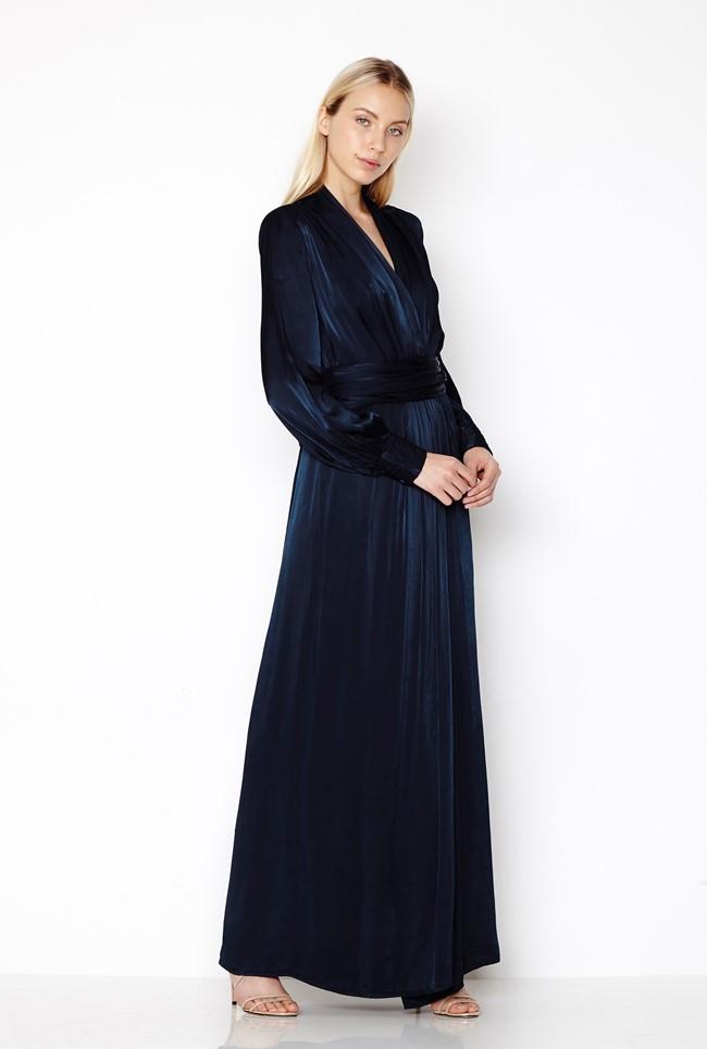Becky Dress Navy