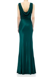 Claudia Dress Emerald Sea