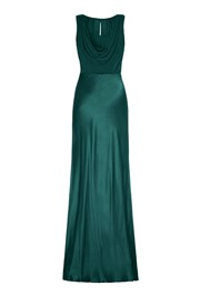 Claudia Dress Emerald Sea