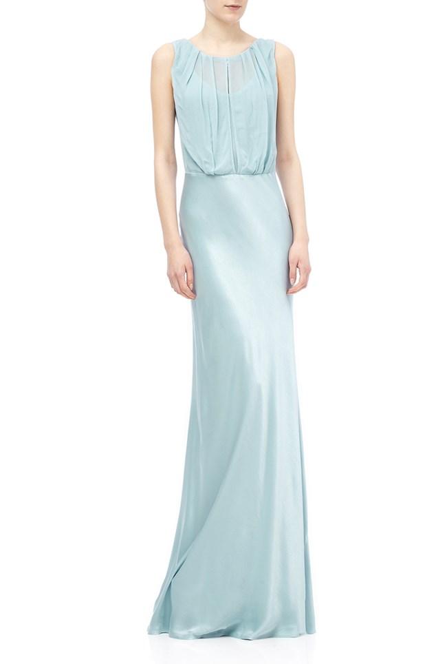 Claudia Dress Sky light