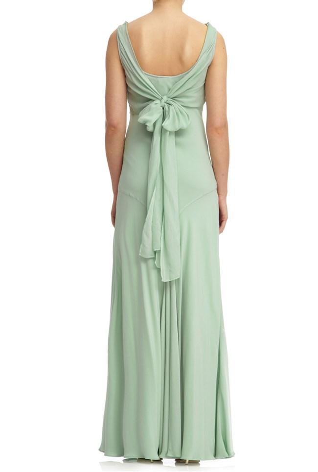 Taylor Dress Dusty Green