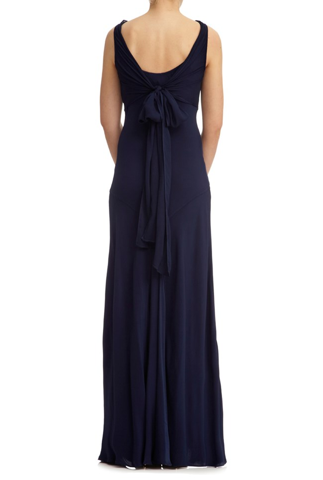 Taylor Dress Navy