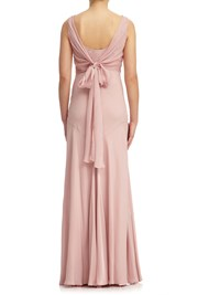 Taylor Dress Boudoir Pink