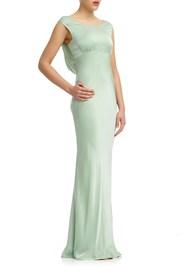 Salma Dress Dusty Green