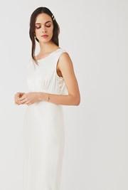 Salma Dress Ivory