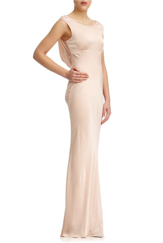 Salma Dress Oyster