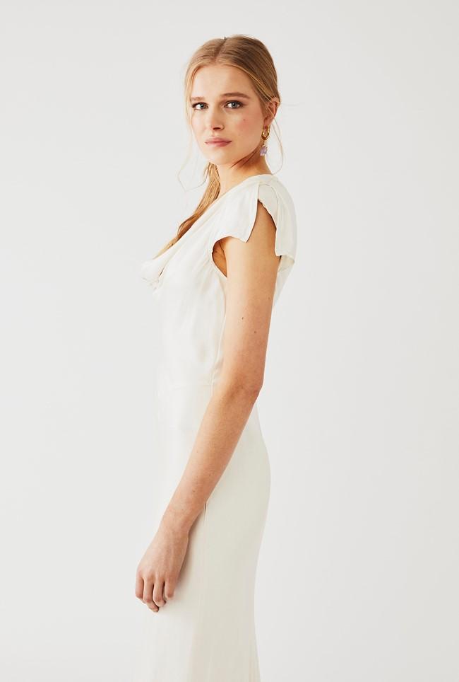 Sylvia Dress Ivory