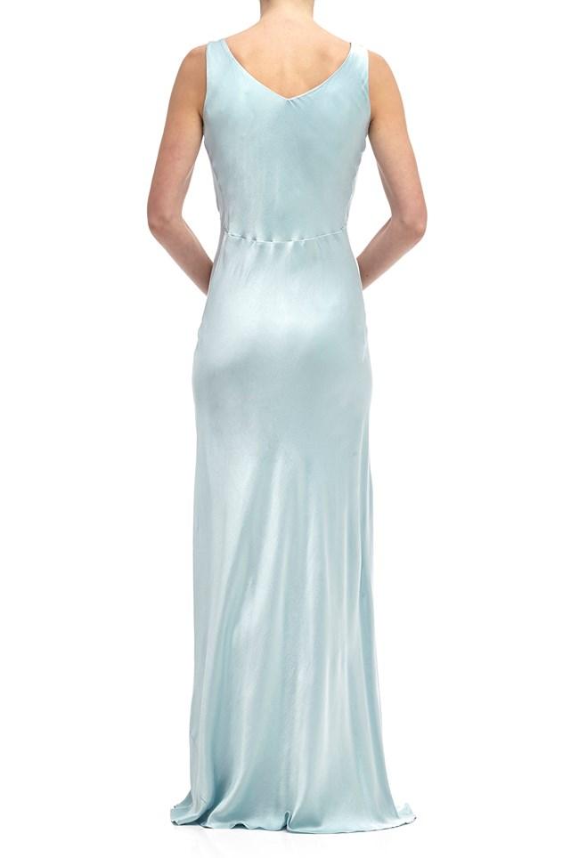 Pearl Dress Sky Light
