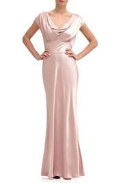 Fern Dress Boudoir Pink