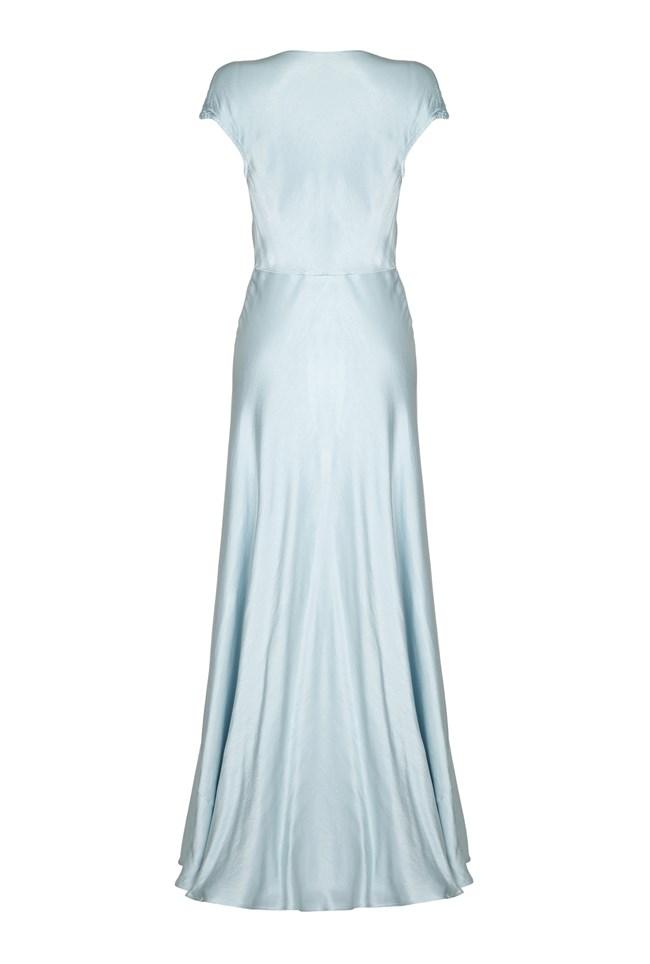 Iris Dress Sky Light