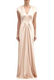 Iris Dress Oyster