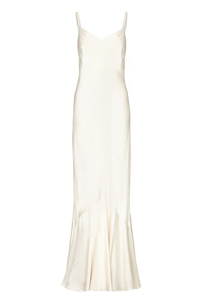 Bella Dress Ivory