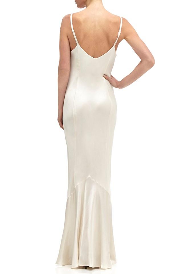 Bella Dress Ivory