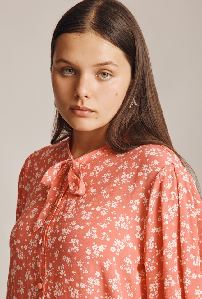 Scarlett Blouse