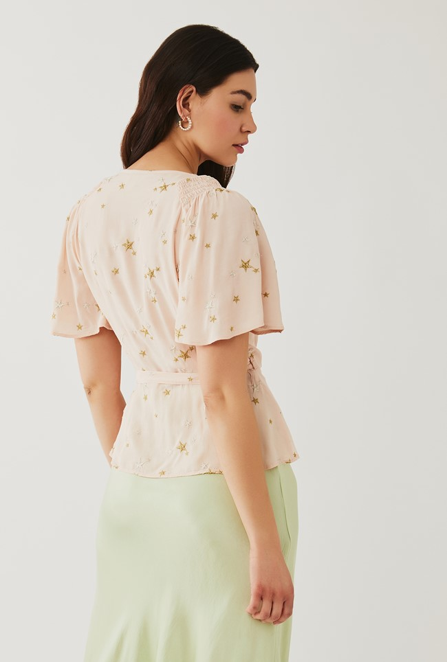 Belle Blouse