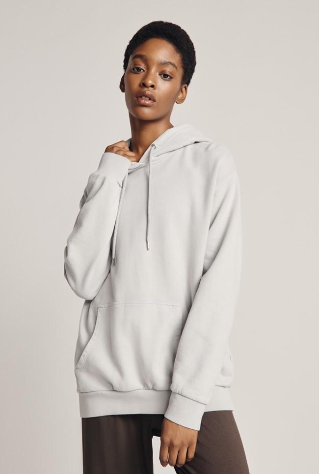 Organic Hoodie Top