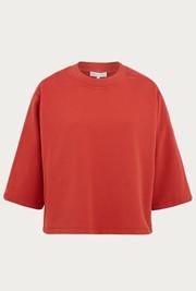 Organic Boxy Sweatshirt