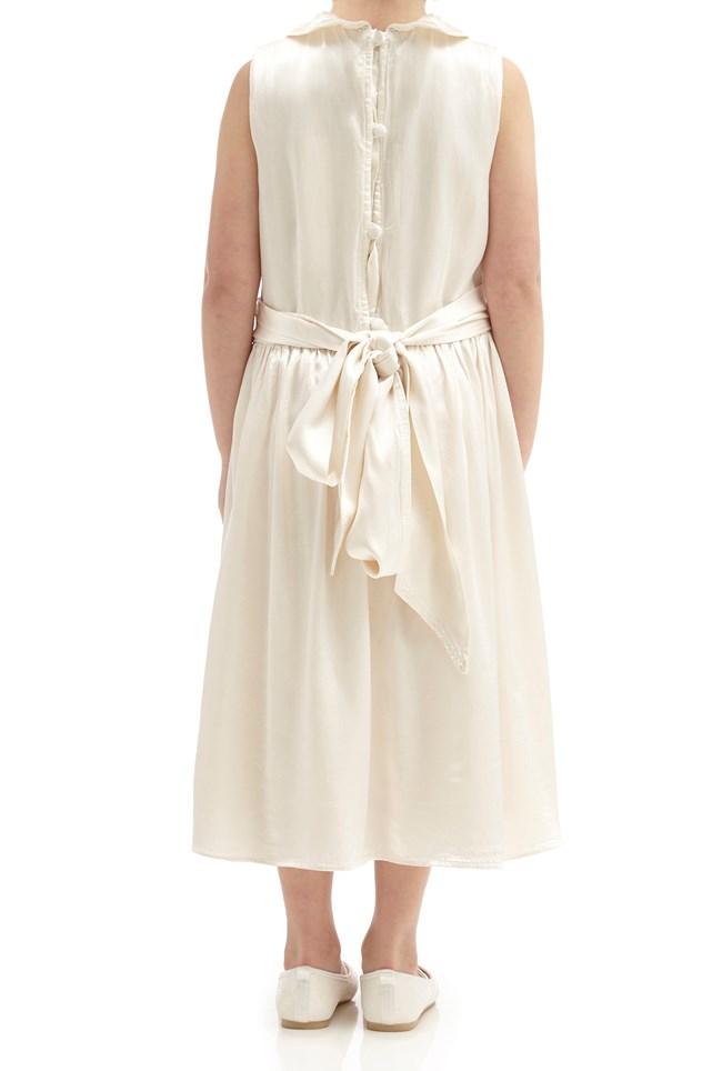 Millie Flower Girl Dress - Ivory