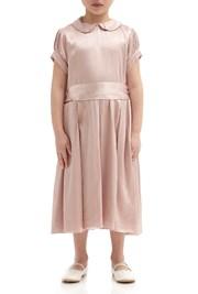 Florence Flower Girl Dress - Boudoir Pink