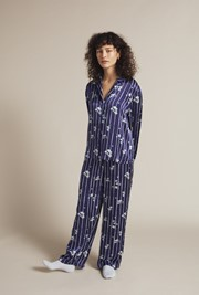 Lara Satin PJ Set